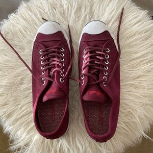Jack Purcell Converse Size 9.5